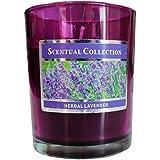 Shree Hari Creations Scentual Collection Scented Christmas Fun Paraffin Wax Candle Size: 5 Cm X 4.4 Cm X 2.4 Cm - B01B9ETKD8