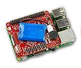 UPS PIco HV3.0A Stack - 無停電電源装置 & 開発ツール for Raspberry Pi 3 - 450mAhバッテリ付き