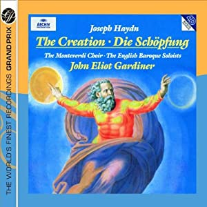 Haydn J The Creation from Decca (UMO)