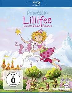 Prinzessin Lillifee und das kleine Einhorn [Blu-ray]