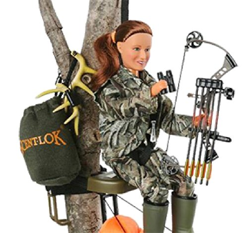 Hunter Ann Bow Hunter Action Figure (8-Inch)