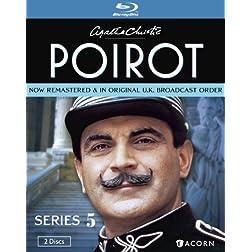 Agatha Christie's Poirot: Series 5 [Blu-ray]