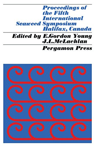 Proceedings of the Fifth International Seaweed Symposium, Halifax, August 25-28, 1965 (Algal Extract compare prices)