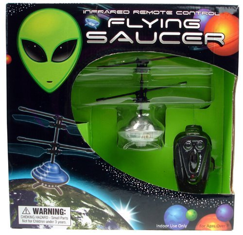 Remote Control UFO Flying Saucer