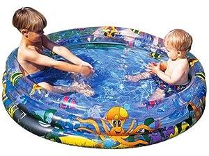 Bestway Ocean Life Pool 122cm X 25cm
