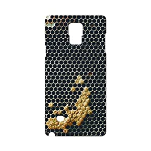 BLUEDIO Designer Printed Back case cover for Samsung Galaxy Note 4 - G4767