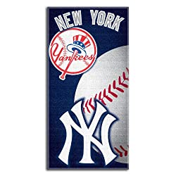 Northwest Co. 1MLB/91003/0020/RET MLB New York Yankees Beach Towel