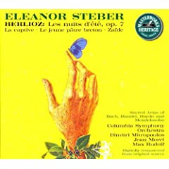 Sings Berlioz/Bach/Handel/&