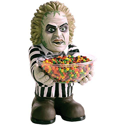 Beetlejuice Candy Bowl Holder - One Size