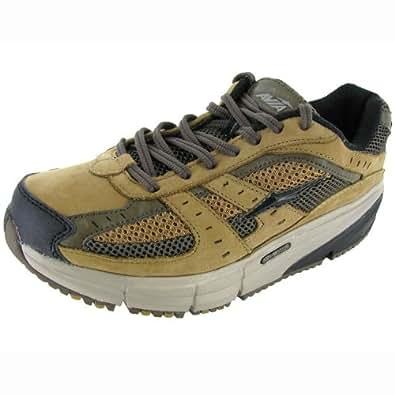 AVIA Men's A9997M Walking Shoe,Brown,10 W US