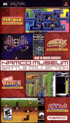 Namco Museum Battle Collection Picture