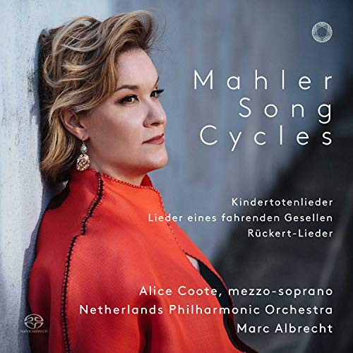 SACD : ALICE COOTE - Mahler Song Cycles (SACD)
