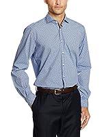 OTTO KERN Camisa Hombre (Cielo)
