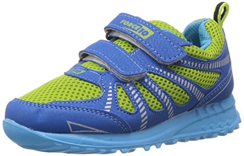 Force 10 Force 10 (From Liberty) Boy's Boat Shoes (Blue)