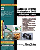 img - for Autodesk Inventor Professional 2017 for Designers book / textbook / text book