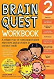 img - for Brain Quest Workbook: Grade 2 Workbook Edition by Onish, Liane [2008] book / textbook / text book