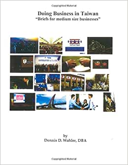 Download Doing Business in Taiwan: Briefs for Medium Size Businesses ebook