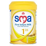 SMA First Infant Milk from Birth 1 900g (Pack of 6 x 900g)