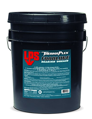 LPS ThermaPlex FoodLube Bearing Grease, 35 lbs (Lps Grease compare prices)