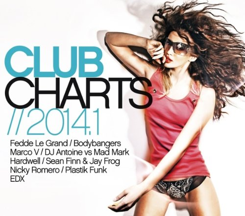 VA - Club Charts 2014.1-3CD-2014-MOD Download