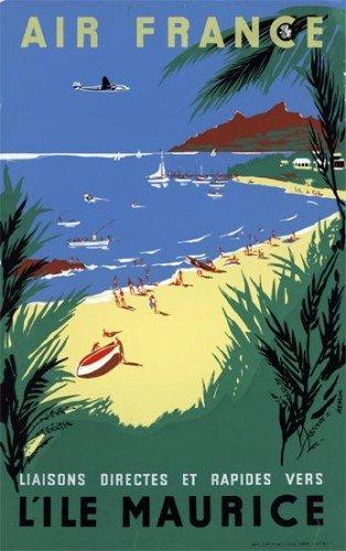 air-france-mauritius-reniuc-poster-1954-50x70-cm