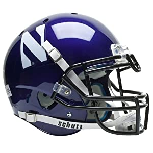 Brand New Northwestern Wildcats NCAA Authentic Air XP Full Size Helmet by Things for You