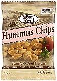 Cofresh Hummus Tomato Basil Chips 45 g (Pack of 20)