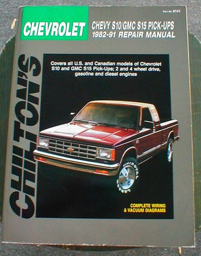 Gmc s15 s10 service manual various owner manual guide chilton s chevrolet chevy s10 gmc s15 pickups 1982 91 repair manual rh sonnypkd blog free fandeluxe Gallery