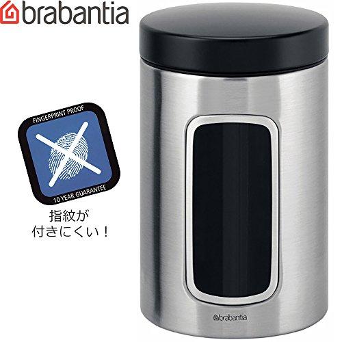ブラバンシア/キャニスター窓付 マットFPP 1.4L/窓付きキャニスター 品番:299247