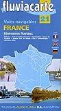 Itinéraires fluviaux et voies navigables France...