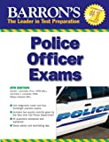img - for Barron's Police Officer Exam book / textbook / text book