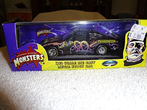 Vintage 1:43 Universal Monsters Die Cast Stock Car Dracula