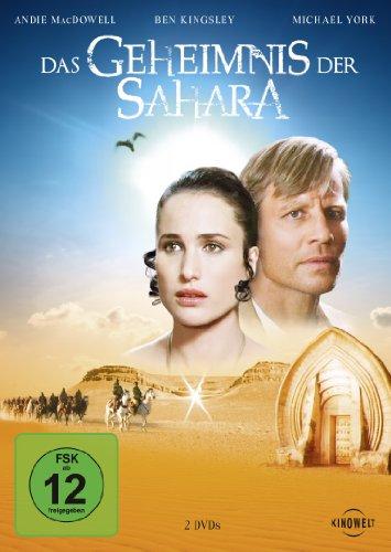 Das Geheimnis der Sahara [2 DVDs]