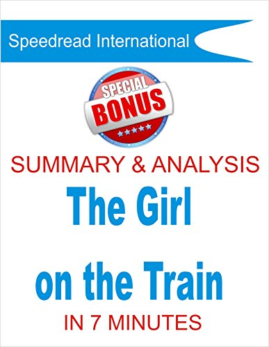 The Girl on the Train: Summary and Analysis, Paula Hawkins'