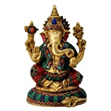 Redbag Lord Vinayaka Brass Figure