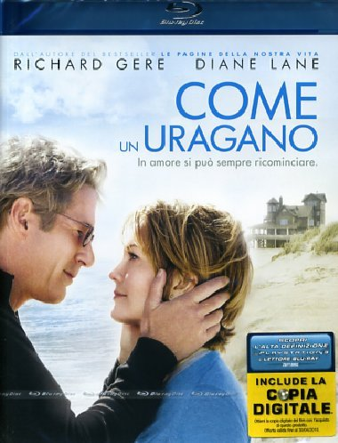 Come un uragano [Blu-ray] [IT Import]