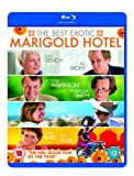 The Best Exotic Marigold Hotel (Blu Ray + Digital Copy) (Region Free)
