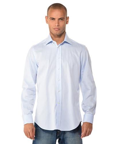Camicissima Camicia Polso Doppio [Azzurro]