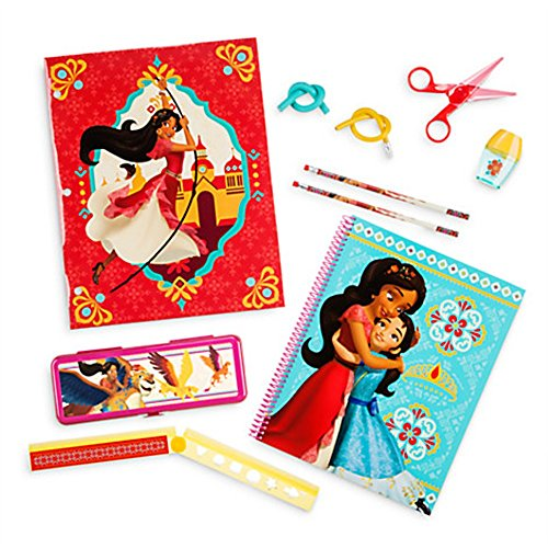 Disney Store Elena of Avalor Stationery Supply Kit