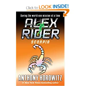 Scorpia (Alex Rider)