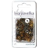 JHB Lisa Pavelka Watch Parts 0.5 Ounces Multicolor