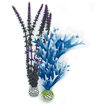 Set A Shopping Price Drop Alert For biOrb Plant Pack, Blue/Purple, 2 Plants
