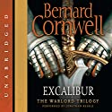 Excalibur Audiobook by Bernard Cornwell Narrated by Jonathan Keeble