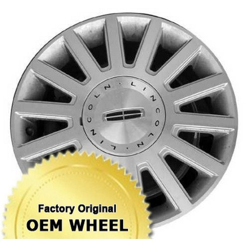 LINCOLN TOWN CAR 17X7 14 SPOKE Factory Oem Wheel