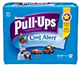 Pull-Ups Training Pants with Cool Alert, Boys, 4T-5T, 44 Count