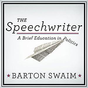 The Speechwriter Audiobook