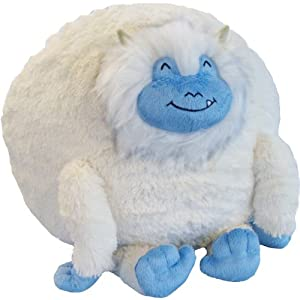 "Squishable Yeti 15"" Plush Toy"