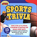 Smart Attack Sports Trivia Audiobook by Michael O'Halloran Narrated by  uncredited
