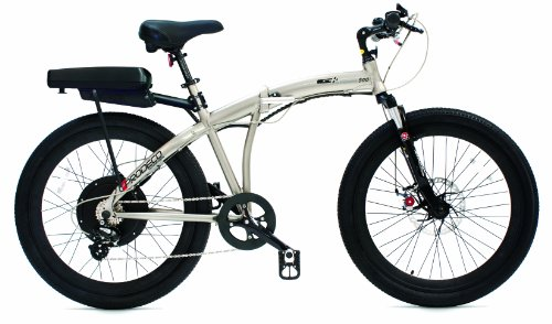 Prodeco Technologies G Plus Storm Electric Folding Bicycle (36V, 500W)