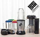 El nuevo We Bullet-Robot de cocina multifunción con el exprimidor de zumo-Set de 21 piezas, mezclar Batidora smoothies chopper muy rápida magic smoothie Batidor de cocina y licuadora zumo de frutas frescas
